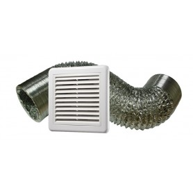 150mm Duct Kit