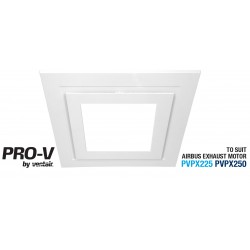 Airbus 250 White LED Fascia