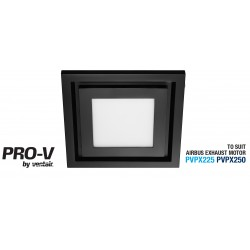 Airbus 250 Black LED Fascia