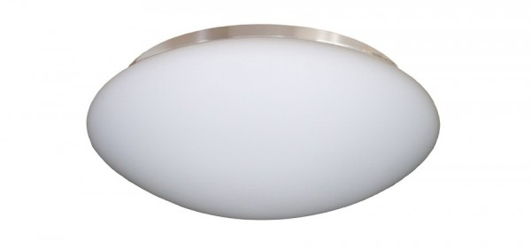 210mm Stainless Steel Glass Light