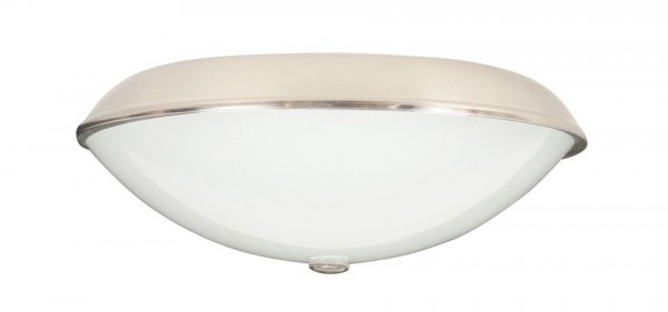 210mm Silver Oyster Light